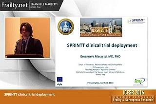 SPRINTT Trial Deployment