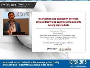 Xue - Intersection and distinction between physical frailty and cognitive impairments among older adults